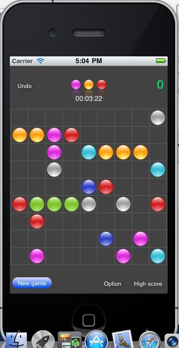 Lines Game iOS